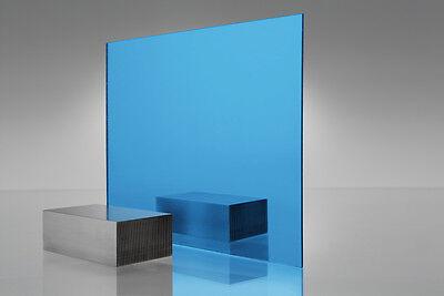 "Dark Pastel Green Translucent//Solid Acrylic Plexiglass sheet 1//8/"" x 12/"" x 12/"""