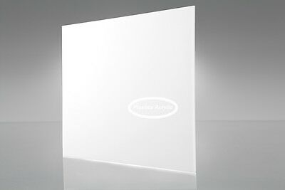 Opaque White Acrylic Plexiglass Sheet 18 X 12 X 12