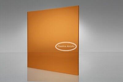 Orangeamber Transparent Acrylic Plexiglass Sheet 18 X 6 X 12 2422