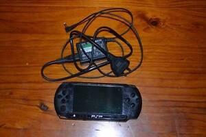 PSP with 4 games Preston Darebin Area Preview
