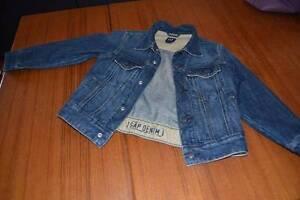 GAP Kids denim Jacket small size Preston Darebin Area Preview