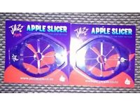 2 x Jazz Apple Slicer