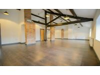 Newly Refurbished Loft Style Office