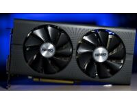 Rx 470 Nitro 4gb, perfect for ethereum/altcoin mining.