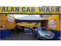 HAND CAR WASH - FOR SALE - LEYTON - £62K