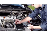 Dash lights Car Diagnostic Service - 24hr Call out