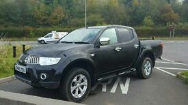 L200 warrior double cab.automatic
