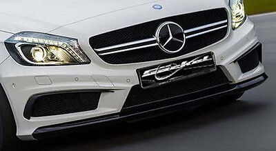 Mercedes Benz A Klasse W176 AMG Styling Paket Spoiler Bausatz Bodykit