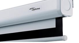 "Optama 84"" Projector Screen"