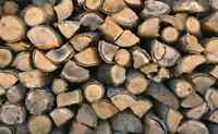 fire wood for sale 80 a cord dilivery included