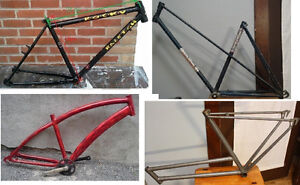 Cadre Frame : Cycle-du-Moulin, Raleigh , Single-speed,SuperCycle