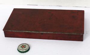 Small Vintage Tools box