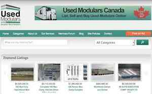 USED MODULARS PRINCE GEORGE- Buy/Sell/List Used Modulars