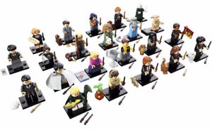 Lego Collectible Minifigures Harry Potter - $35