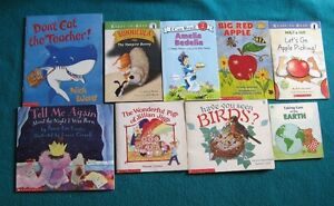 Misc Books for the Primary/Jr  reader
