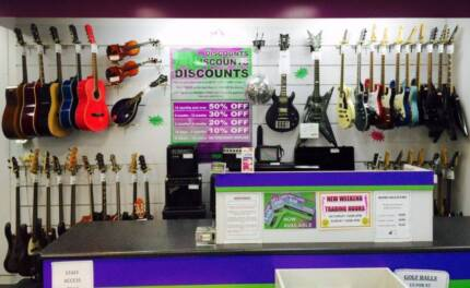 Guitars - Acoustic, Electric, Bass Caboolture South Caboolture Area Preview