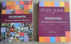 Microeconomics, Canadian Ed., and Study Guide