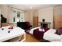 HOTEL ALTERNATIVE SHORT LET IN WILLESDEN GREEN JUST FOR £315 PER WEEK (#SG6)