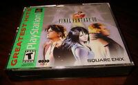 Final Fantasy VIII pour Playstation (PS1)
