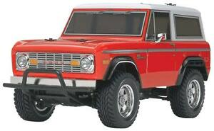 NEW-Tamiya-1-10-1973-Ford-Bronco-CC-01-Kit-58469-NIB