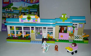 Lego Friends 12 sets 100% complets avec livrets