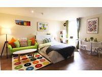 Studio flat in Huntingdon Street, Nottingham, Nottinghamshire, NG1
