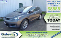 Special- Mazda CX-7 GT AWD LOADED incl MOONROOF