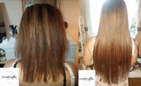 Rallonges de cheveux (bande adhesive) / Tape-in Hair Extensions