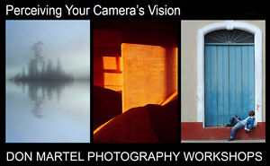 Understanding your Cameras Vision,  Free Workshop