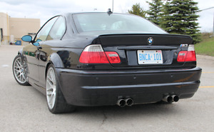 2005 BMW M3 ZCP Competition Series