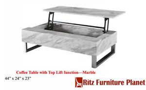 STYLISH COFFEE TABLE STARTING AT $39