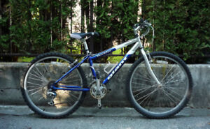 Giant 21-speed Mountain Bike - Adult Extra Small