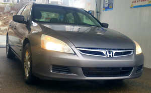2006 Honda Accord EXL *Fully Loaded * Low kms 168  *