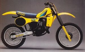 I looking to buy  suzuki rm 125 1981 to 1983