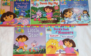 Qty 6 Sets of 5 Dora Books Including Lift the Flap Retailing $9+ London Ontario image 5