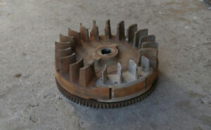 geared flywheel for 5hp Briggs & Stratton L head engine