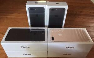 BRAND NEW IPHONE SE,6S,6S+,7,7+ 16GB/32GB/64GB/128GB/256GB UNLOC