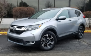 2017 Honda CRV Touring AWD - Lease Takeover - 1st payment on me