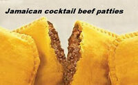 All Beef... Jamaican Cocktail Patties.. $1.25
