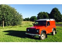1999 Land Rover Defender 90 SWB