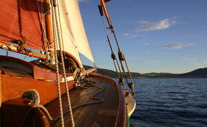 Classic Sailboats available for Partial Ownership