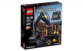 LEGO Technic 42053 Volvo EW160E Brand New Sealed