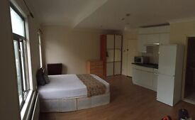 Very Large Studio Flat available in Sheperds Bush