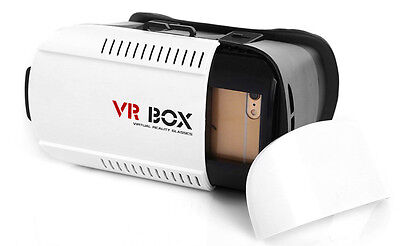 Virtual Reality VR BOX Headset 3D Glasses for Android IOS iPhone