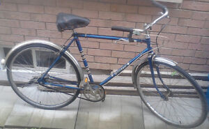 Classic 3-speed commuter - Glider made in England