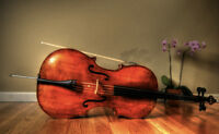 Cello music for wedding, events/ Violoncelliste professionnelle