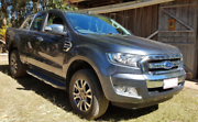 Ford Ranger PX MK2 Supercab XLT Eerwah Vale Noosa Area Preview