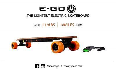 Yuneec Elektro-Skateboard E-GO Cruiser EGOCR001EU