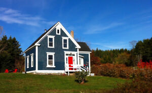 One week left: Cottage in Petite Riviere near Rissers
