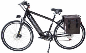 Vermont 36V Ebike - With Free Saddlebags!